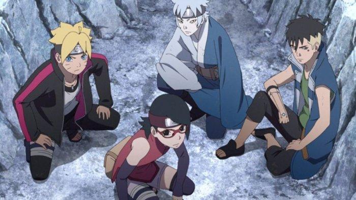 Anime Boruto Episode 209 Kapan Rilis? Ditunda Penayangannya karena Ada Olimpiade Tokyo 2020