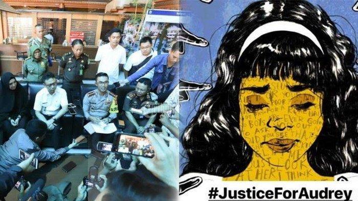 BLAK-BLAKAN! Siswi SMA Pengeroyok Audrey Bantah Rusak Keperawanan 'Kami Dihina, Dibully, Diteror'