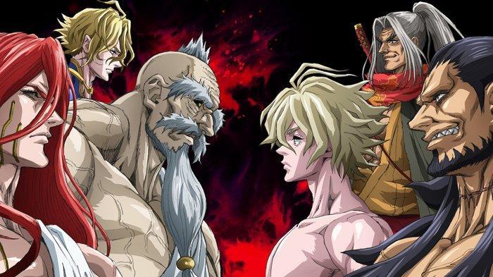 7 Karakter Dalam Anime Record of Ragnarok yang Paling Digemari, Ada Shiva hingga Jack the Ripper