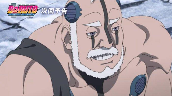 Sinopsis & Link Nonton Anime Boruto Episode 207 Hari Ini di iQIYI, Melawan Kekuatan Regenerasi Boro