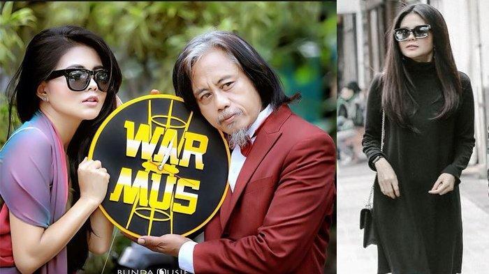 CANTIK bak Model, Intip Pesona Karina Ranau, Istri Epy Kusnandar, Terpaut 19 Tahun dari 'Kang Mus'