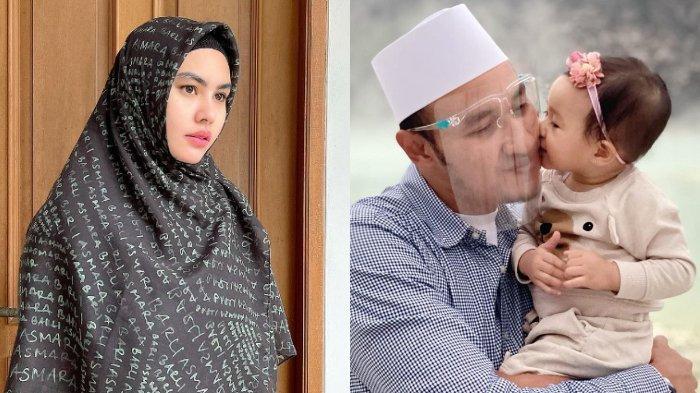 Habib Usman Terkena Covid-19, Kartika Putri Pilu Ceritakan Respons Putrinya: Sekarang Tidurnya Subuh