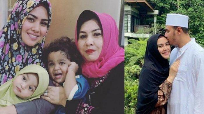 KABAR Juna, Anak Angkat Kartika Putri Dulu Disayang, Kini 'Hilang' Setelah Ibunya Nikahi Habib Usman