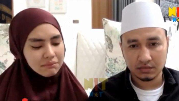 Kartika Putri dan Habib Usman sampaikan kondisi sang ibunda yang terpapar Covid-19.