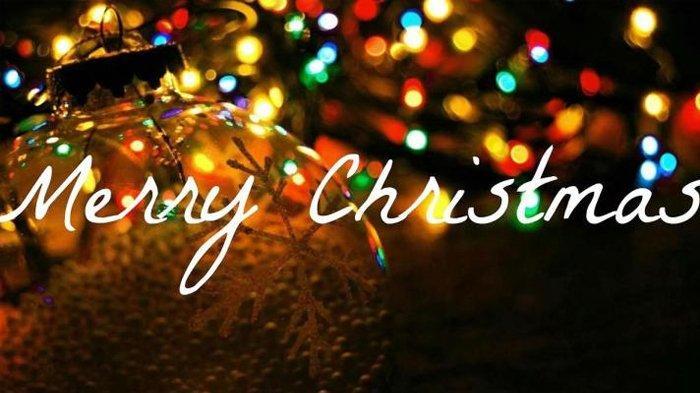 Kumpulan Ucapan Natal 2018 Bergerak Atau Christmas Gif, Kartu Natal Cantik Buat Orang Terdekat