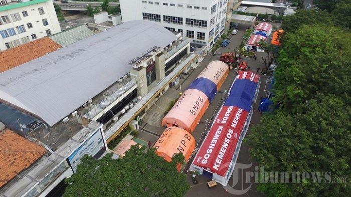 LONJAKAN Covid-19, IGD RS Penuh, Tabung Oksigen Capai Rp 2 Juta, PMI: 'Indonesia di Ambang Bencana'