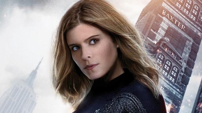 Kate Mara dalam Fantastic Four