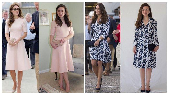 Obsesi dengan Penampilan Istri Pangeran William, Sosok Ini Tiru Gaya Kate Middleton selama 6 Tahun