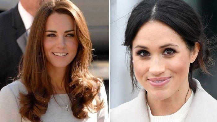 Tips Nyaman Mengenakan Sepatu High Heels Ala Kate Middleton dan Meghan Markle