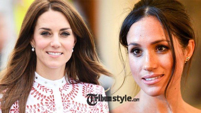 Kepedulian Kate Middleton Ketika Meghan Markle Dapat Masalah Karena Sang Ayah