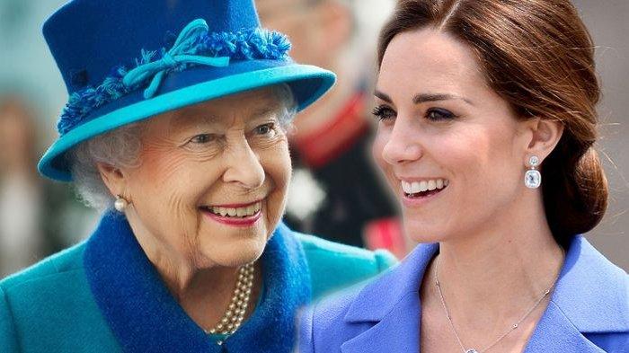 Kate Middleton Dapat Julukan Putri Pemalas dari Ratu Elizabeth II, Ternyata Ini Alasannya!