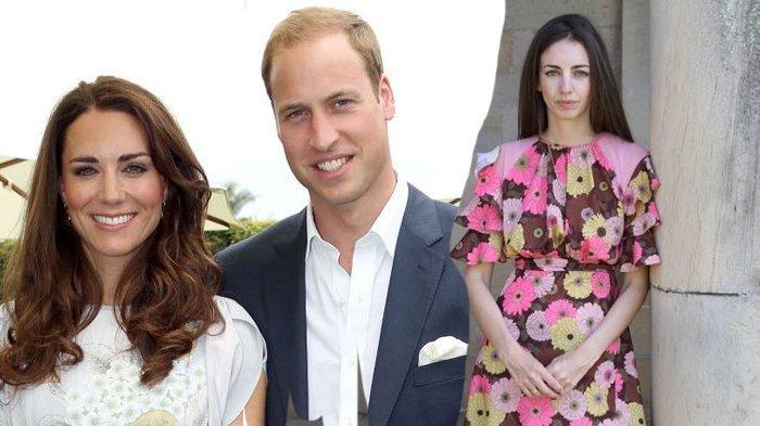 4 Fakta Rose Hanbury, Sosialita Terkenal Inggris Sahabat Kate, Diduga Selingkuhan Pangeran William