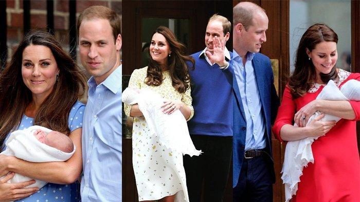 Foto Keluarga untuk Kartu Natal, Ini Gaya Busana Kate Middleton dan Keluarga Jadi Sorotan