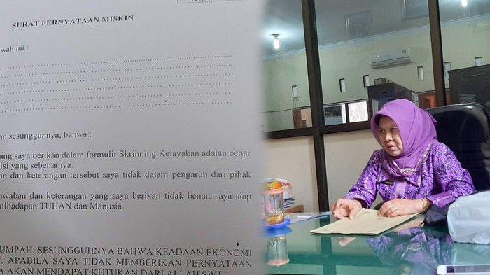 Pernyataan Siap Dikutuk Demi Membuat SKTM Viral, Ternyata Ini Alasan Dinsos Gunung Kidul Yogyakarta