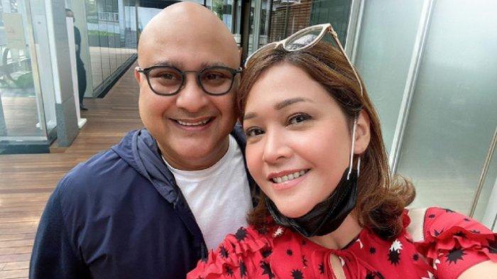 Irwan Mussry Boyong Maia Estianty ke AS, Sang Istri Ucap Salam Perpisahan: Aku Akan Rindukan Kalian