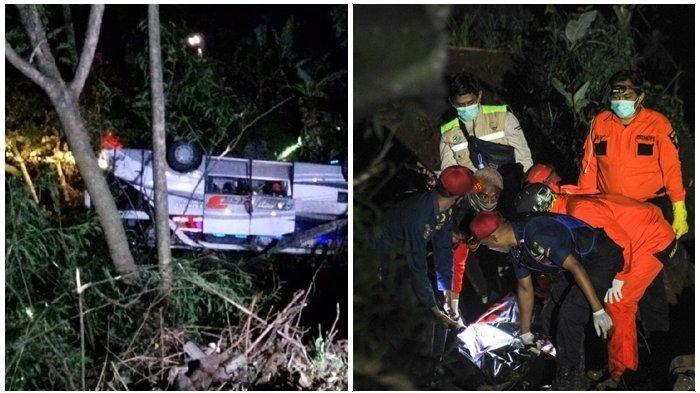 Korban Selamat Cerita Detik-detik Kecelakaan Maut Bus Rombongan Siswa SMP: Allahuakbar Semua Teriak