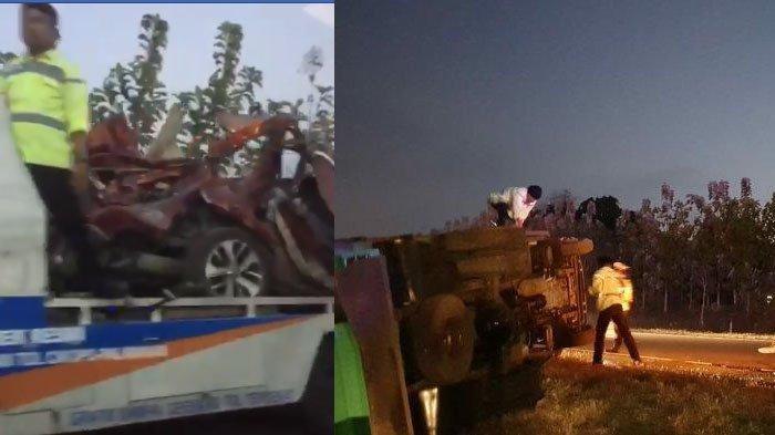 Kecelakaan Tol Cipali, Bukan karena Sopir Mengantuk