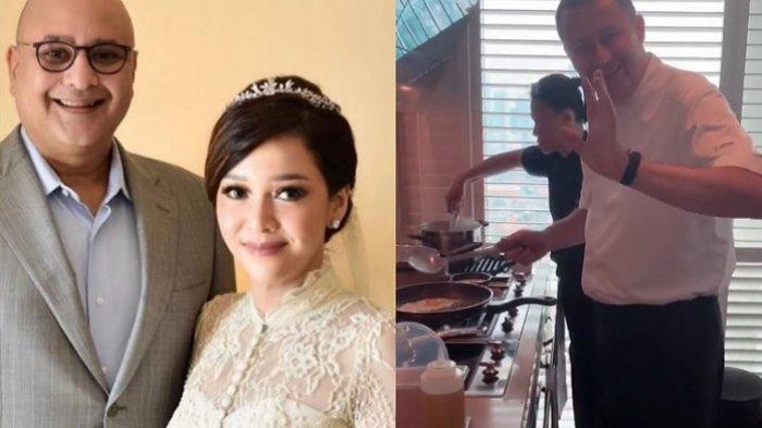 Maia Estianty Tunjukkan Kehidupan Mewahnya Pasca Dinikahi Irwan Mussry, Makan di Rumah Dilayani Chef