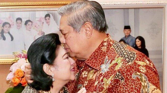 Keinginan Terakhir SBY Sebelum Jenazah Ani Yudhoyono Dimakamkan Besok di Taman Pahlawan Kalibata