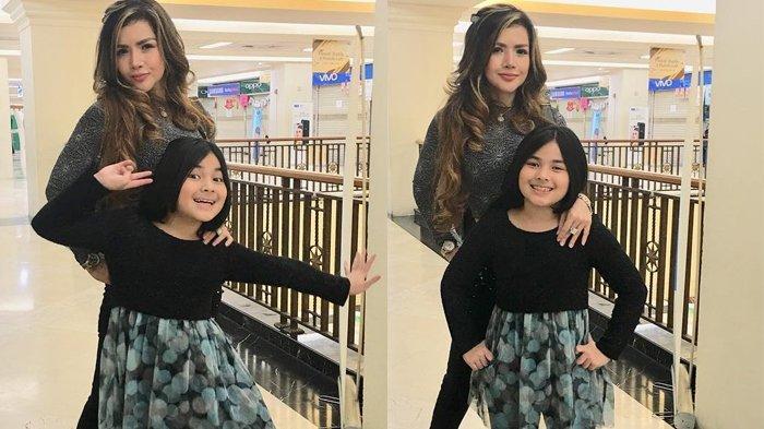 Deretan Potret Keisha Aira Putri Barbie Kumalasari, yang Disebut Lebih Mirip Ayah Tirinya