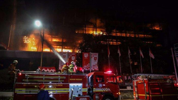 7 FAKTA Kebakaran Gedung Kejaksaan Agung, Jaksa Agung & Menkopolhukam Menjawab Soal Isu Kejanggalan