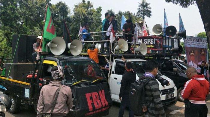 Jelang Hari Buruh Internasional, KSPI Tuntut Pemerintah Indonesia Hapus PP Tentang Pengupahan