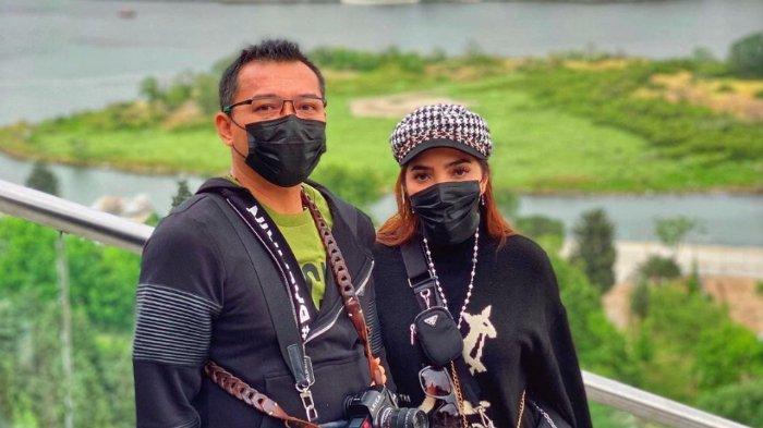 Ashanty mengenang momen pertama kali dirinya bertemu Anang Hermansyah