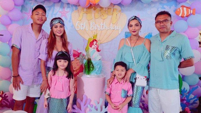 Akui Sering Sakit-sakitan, Ashanty Buat Surat Wasiat untuk Anak-anaknya: Umur Gak Tau Sampai Kapan