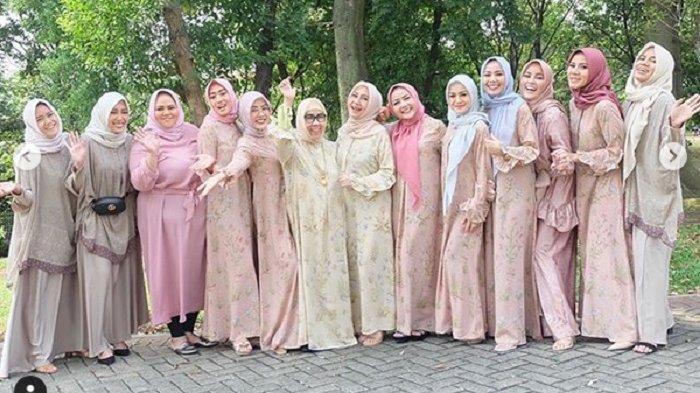Fakta Keluarga Besar Olla Ramlan yang Jarang Terekspos, Punya 10 Saudara dari 3 Ibu Berbeda