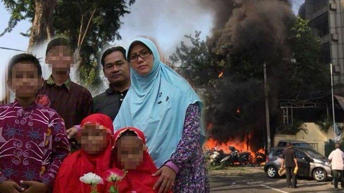 Sebelum Ledakan Bom di Gereja Surabaya, Anak Dita Kirim Pesan Misterius, Polisi Bocorkan isinya