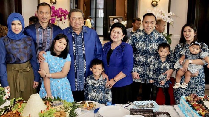 Ani Yudhoyono Unggah Momen Kebersamaan Para Cucunya, Wajah Tanpa Makeup Annisa Pohan Curi Perhatian