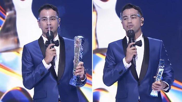 Keluarga Sultan Andara Sabet 3 Piala di Ajang Infotainment Awards 2021, Raffi Ahmad: Gue Gak Nyangka