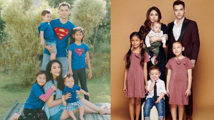 Stefan William akhirnya pulang ke rumah, bertemu dengan Celine Evangelista dan anak-anaknya.