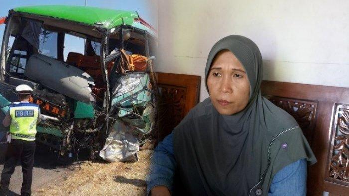 Kakak Tak Menyangka Amsor Rebut Kemudi Sopir Bus di Kecelakaan Tol Cipali, Dikenal Tidak Neko-neko