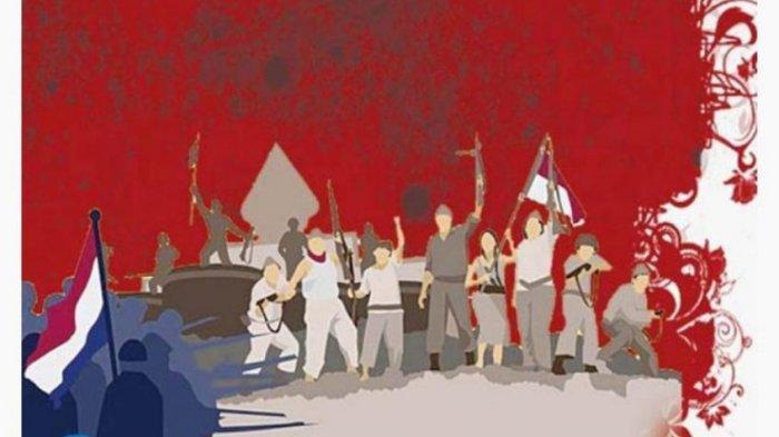 BELUM TERLAMBAT! Unggah Deretan Ucapan Hari Kemerdekaan RI, Bahasa Inggris & Terjemahan, Heroik!
