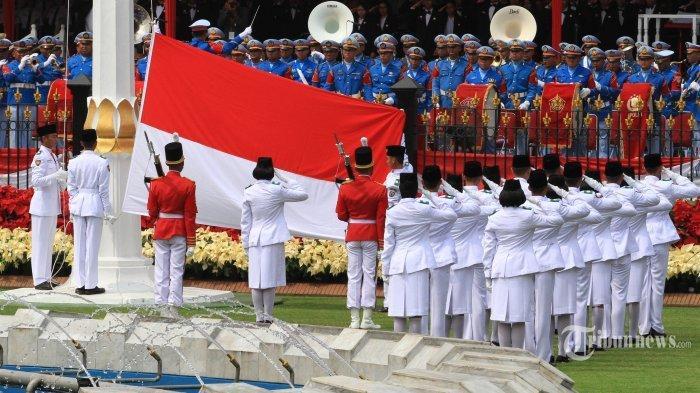Presiden Indonesia Ini Ternyata Pernah 2 Kali Jadi Paskibraka, Terpilih Jadi Pembawa Baki Bendera