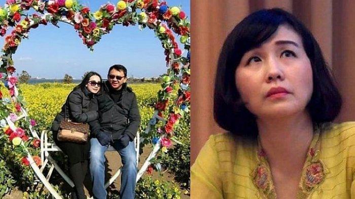 Beredar Foto Mesra Ahok dan Puput Nastiti Devi, Sahabat Veronica Tan Tulis Puisi 'Mantan Terindah'