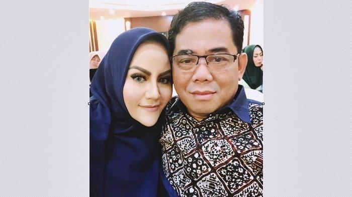 Kenangan Nita Thalia bersama sang mantan suami, Nurdin Rudythia