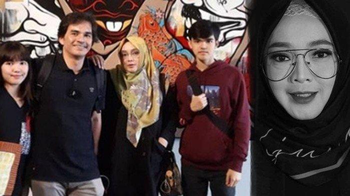 CURHAT Teddy Syah Pilu Lihat Sang Anak Kejang saat Rina Gunawan Sakaratul Maut: Anak Saya Hancur