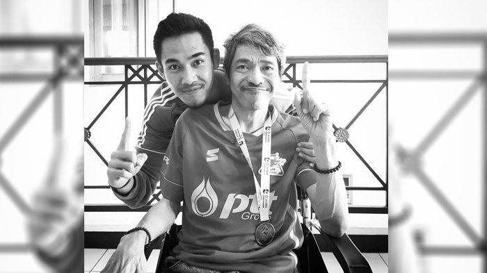 Ayah Ryuji Utomo Meninggal, Suami Shabrina Pilu: Orang Pertama yang Antar Saya Latihan Sepak Bola