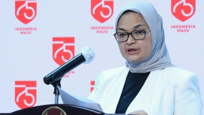 Kepala Badan Pengawas Obat dan Makanan (BPOM) Penny K Lukito.