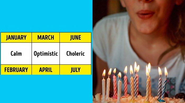 Cek Kepribadian Berdasarkan Bulan Lahir, Februari Penuh Percaya Diri, Agustus Jujur, Kalau Kamu?