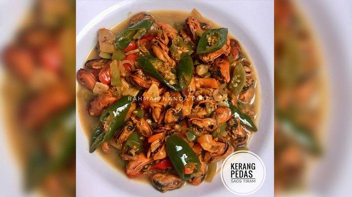 Resep Kerang Pedas Saus Tiram Makan Malam Makin Istimewa Dengan Hidangan Dari Seafood Ini Tribunstyle Com