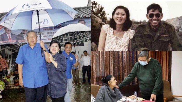 SELAMAT Ulang Tahun Pak SBY, Ini Deretan Foto Romantisme Bersama Ani Yudhoyono, Tinggal Kenangan