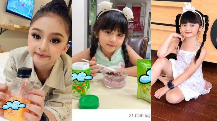 Ketenaran gadis cilik hilang dan kini sibuk melakukan iklan produk hingga hanya punya followers sedikit.