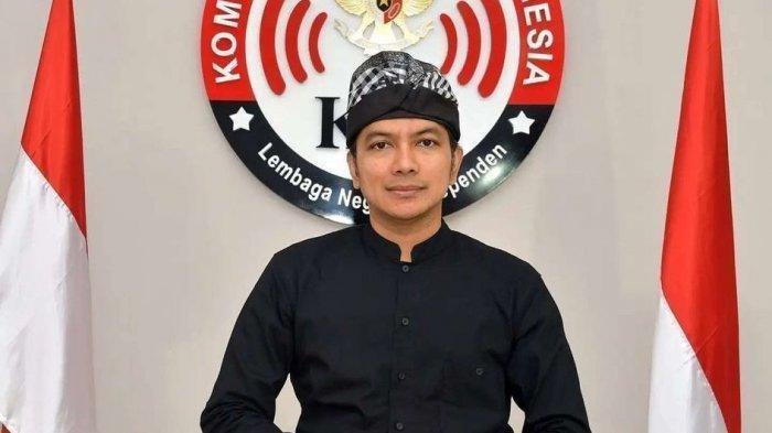 Ketua KPI Komisi Penyiaran Indonesia, Agung Suprio.