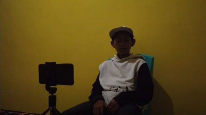 Kevin Peto ungkap isi hatinya lihat sang kakak Betrand Peto jadi artis terkenal (YouTube/Ferdy Peto)