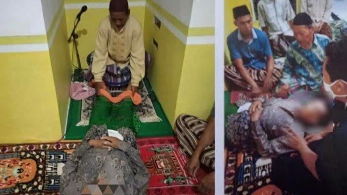 Masya Allah Pria Ini Wafat Saat Imami Sholat, Ambruk Sebelum Sujud, Kyai Terharu: Saya Kalah Derajat