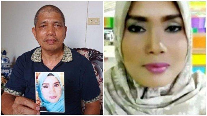 Istri Hilang Sejak Maret, Suami Buat Sayembara, Siapapun yang Menemukan Diberi Imbalan Rp 150 Juta