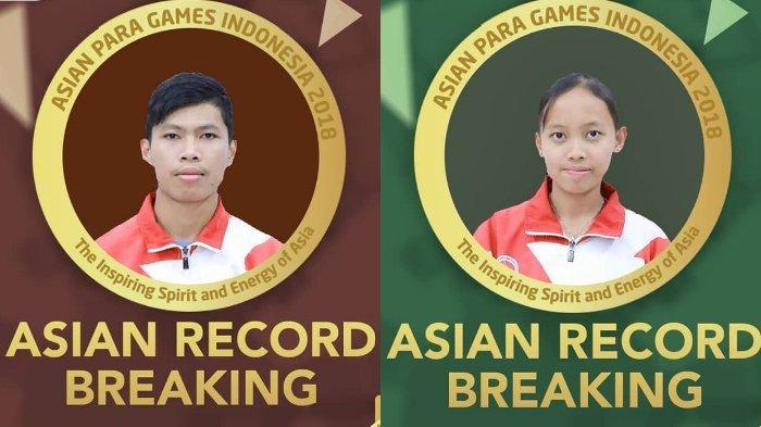 2 Atlet Lari Asian Para Games 2018 Ini Tak Hanya Raih Emas Tapi Juga Pecahkan Rekor, Bangga!